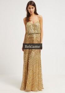 Guld kjoler