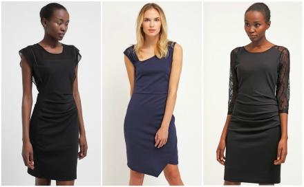 Kaffe kjoler til kvinder 2016