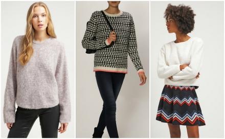 Mads Nørgaard Sweater til kvinder 2016