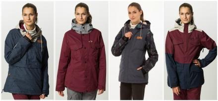 Oakley skijakker til kvinder 2016