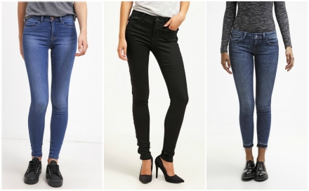 ONLY Jeans til kvinder 2016