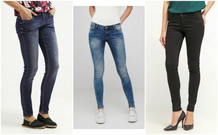 Vero Moda jeans til kvinder 2016