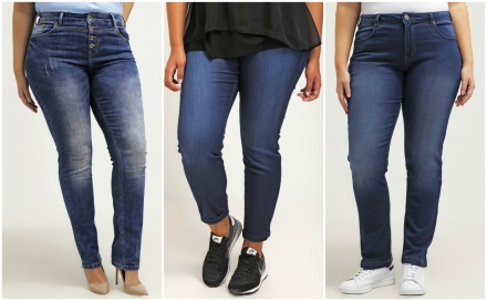 Zizzi Jeans til kvinder 2016